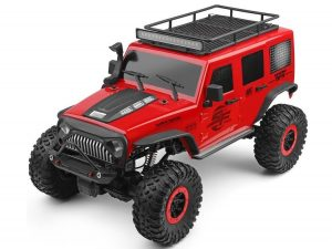 JEEP WRANGLER WL 1/10 SCALE 4WD 2.4GHZ RC ELECTRIC TRUCK 104311