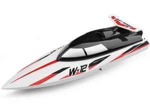ABS HIGH SPEED 35KM/H RC ELECTRIC RACING BOAT WITH WATER COOLING SYSTEM WL912 RTR