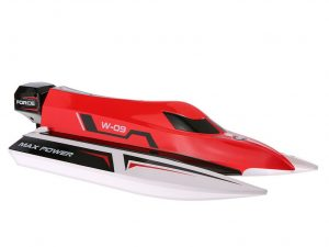 F1 HIGH SPEED RACING BOAT 2.4GHz BRUSHLESS RTR