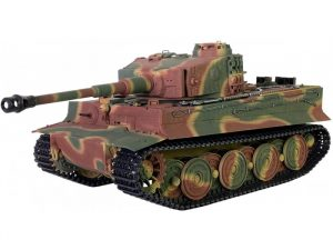 TAIGEN 1:16 HAND PAINTED TIGER 1 RC TANK LATE VERSION